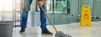 Link to ECAS Use in the Cleaning Industry